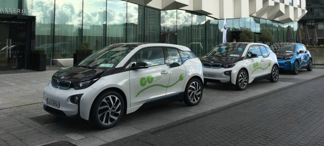 In Line With The Smart Docklands Focus On Reducing Emissions And Energy Usage District Gocar Have Now Added Several Electric Vehicles