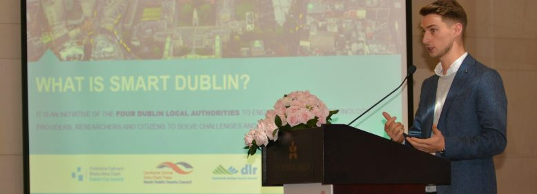 Sharing the Smart Docklands story in Vietnam