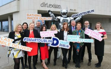 Launch of 5 New Smart Dublin SBIRs