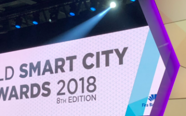 Smart Docklands shortlisted for Innovative Idea Award at World Smart City Awards 2018