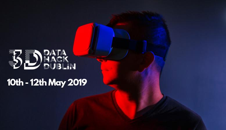 Unleash the Power of 3D Data for Dublin!