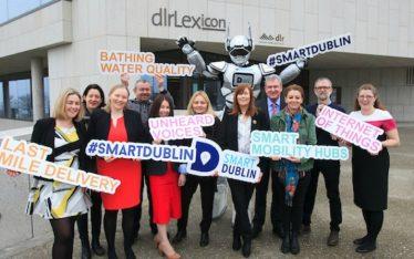 Launch of 5 New Smart Dublin SBIRs