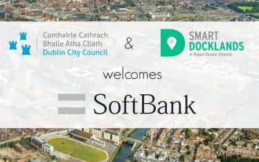 Dublin City Council & SoftBank Announce Partnership